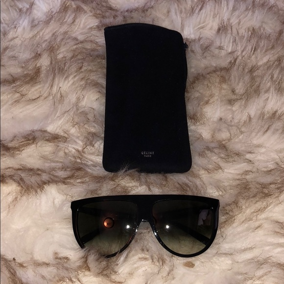 51569a0f6961 Authentic Celine Shadow sunglasses